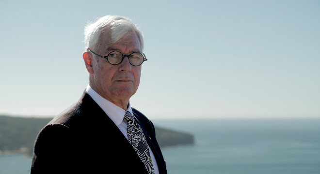 BORDER POLITICS Q&A with JULIAN BURNSIDE