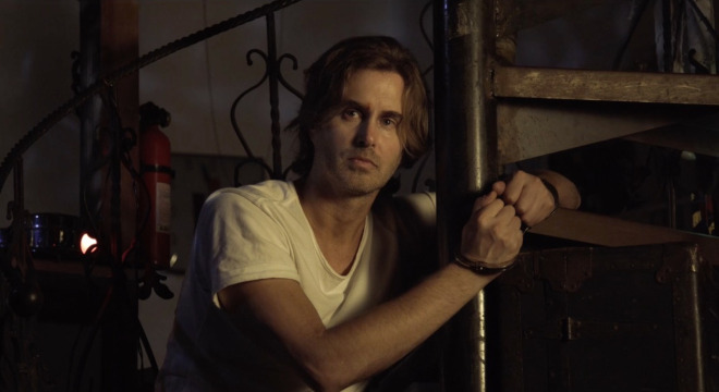 BEST FRIEND GREG SESTERO IS COMING BACK TO LUNA!
