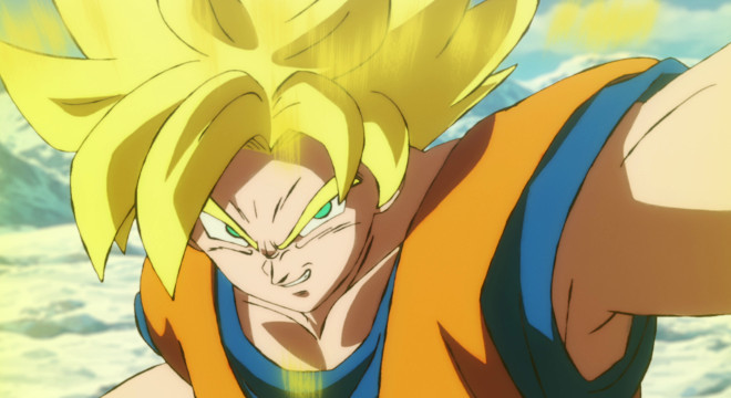 ANIME EVENT - DRAGON BALL SUPER: BROLY