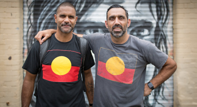 The Australian Dream - First Nations Fire Relief Fundraiser