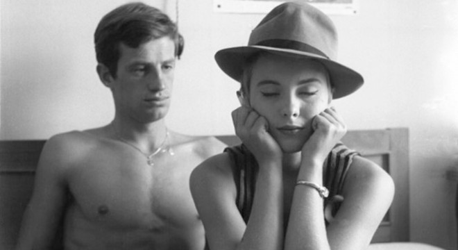 BREATHLESS - SEBERG DOUBLE FEATURE