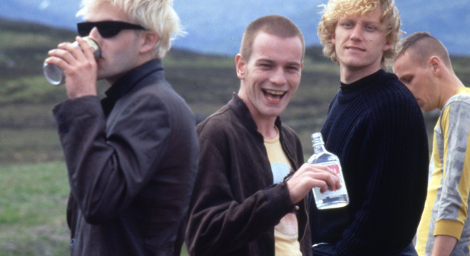 TRAINSPOTTING & T2 TRAINSPOTTING