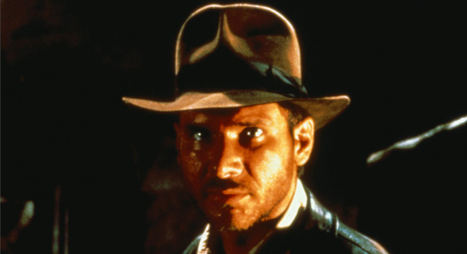 RAIDERS OF THE LOST ARK + INDIANA JONES AND THE LAST CRUSADE