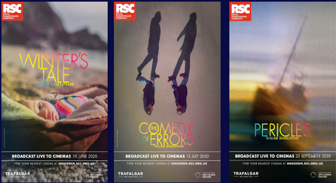 1784 RSC: ROYAL SHAKESPEARE COMPANY