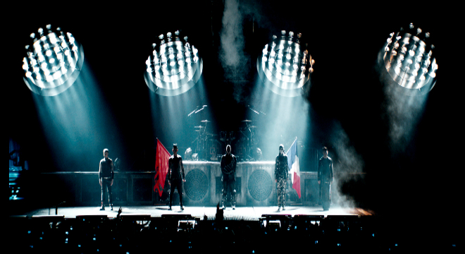 2112 RAMMSTEIN: PARIS - MUSIC EVENT