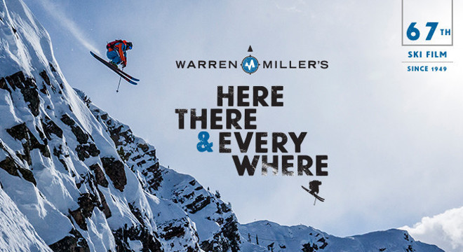 2154 Warren Miller�s Here, There & Everywhere