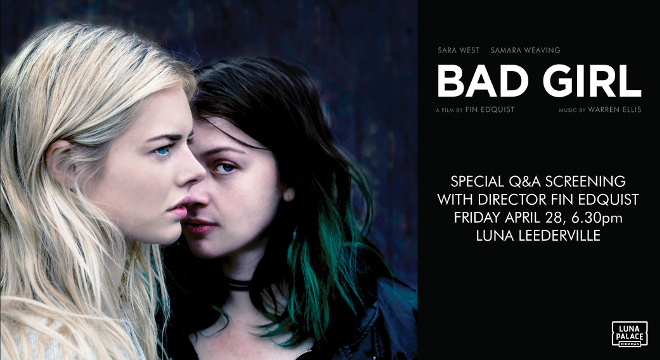 BAD GIRL DIRECTOR Q&A EVENT
