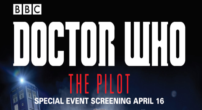 2191 DOCTOR WHO: THE PILOT