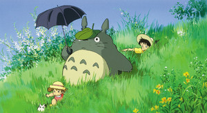 STUDIO GHIBLI: MY NEIGHBOUR TOTORO