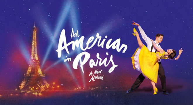 2467 AN AMERICAN IN PARIS