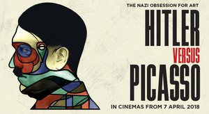2493 ART ON SCREEN: HITLER VS PICASSO