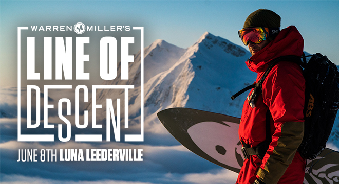 2528 WARREN MILLER'S LINE OF DESCENT
