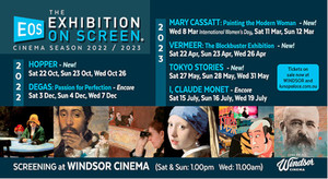 EXHIBITION ON SCREEN 2019