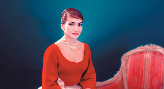 2872 Maria by Callas: In Her Own Words