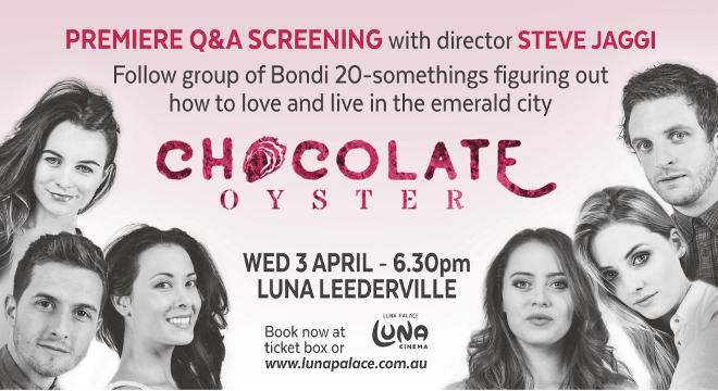 2961 CHOCOLATE OYSTER DIRECTOR Q&A