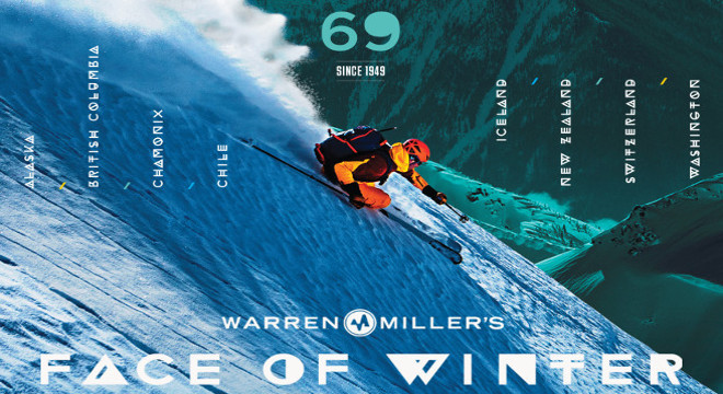 WARREN MILLER'S FACE OF WINTER