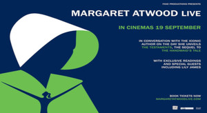 MARGARET ATWOOD: LIVE ON SCREEN