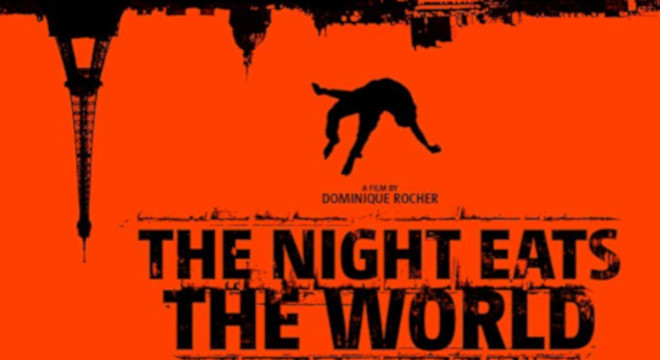 THE NIGHT EATS THE WORLD - PERTH PREMIERE