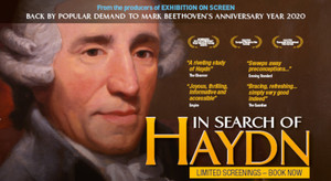 3166 TGC20: IN SEARCH OF HAYDN - POSTPONED