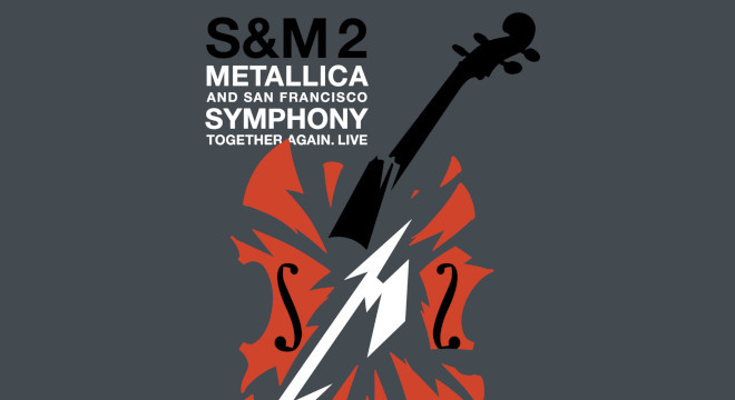 3272 METALLICA AND SAN FRANCISCO SYMPHONY: S&M2