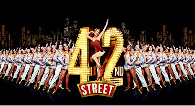3890 42ND STREET The Musical