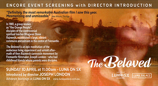 BELOVED, THE - EVENT SCREENING