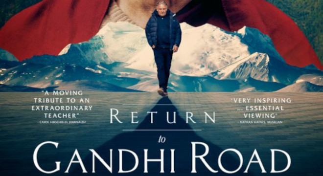 RETURN TO GANDHI ROAD