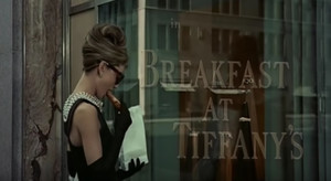 BREAKFAST AT TIFFANY'S 60th Anniversay
