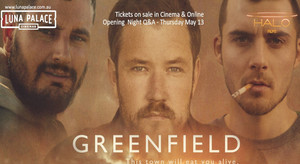 GREENFIELD Q&A FILMMAKER SCREENING EVENT